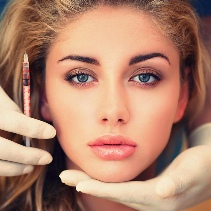 Botox and Fillers, a treatment with an instant cosmetic outcome and limited recovery time.