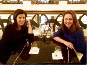 Jane Richardson and Geraldine Viljoen