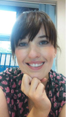 Rebecca Faulkner, Psychotherapist and Hypnotherapist.